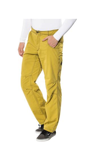 Prana Ecliptic - Pantalon Homme - jaune